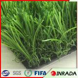 Alfombra artificial plástica cómoda vendedora caliente de la hierba del césped del PVC