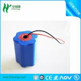 Pack batterie 18650 4.4ah 3s2p de lion de Cylindr