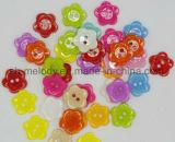 Multicolor пластичные кнопки/иконы для Scrapbooking & кораблей DIY