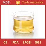Taza de té de cristal clara hecha a mano de la mejor calidad mini para la venta