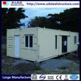 Modulares bewegliches vorfabrizierthaus-faltende Behälter-Kabine