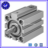 Цилиндры Sda стандартные SMC компактные тонкие пневматические