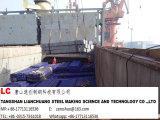 Saldatura d'acciaio del tubo del quadrato nero En10219. Q235
