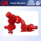 Control eléctrico de alta calidad de Monitor de agua contra incendios para la lucha contra incendios