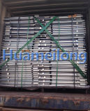 Укладка со сдвигом провод клетку с деревянными поддона проволочной сетке контейнер