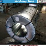 Caliente de cubierta de galvanizado por inmersión en la bobina de acero