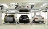 2-6 ровный подъем сползая систему стоянкы автомобилей автомобиля головоломки