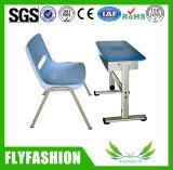 Únicas mesa da mobília forte da sala de aula do frame e cadeira (SF-34S)