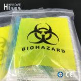 Ht-0733 bolsos médicos y científicos de Biohazard del espécimen