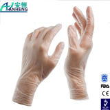 China-Vinylpuder-freie Handschuhe großer Vinli Handschuh