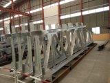 Taller de la estructura de acero del diseño de la construcción (ZY182)