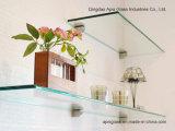 от 6 до 12 угол мебели 90 дома поплавка mm - стекел /Decoration Shelving Tempered стекла квадранта