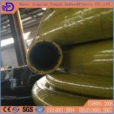 Boyau en caoutchouc de conduite d'eau de boyau flexible de fabrication