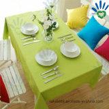 Nichtgewebte Gewebe-Tischdecke für Hauptdekoration, für Hotel Using, für Gaststätte Using