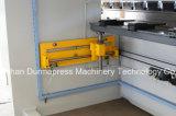 Wc67y-100t3200 수압기 브레이크, 판금 구부리는 압박 브레이크 기계, 구부리는 3mm를 위한 압박 브레이크 기계
