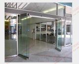 Revêtement en poudre de l'économie de l'aluminium porte coulissante (BHA-DS01)
