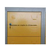 鋼鉄ロッカーのキャビネット12のドアはフィリピンの12のドアの鋼鉄ロッカーの供給を卸し売りする