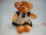 Hi fr71 Cute Jupe de fleur de l'ours en peluche de jouets