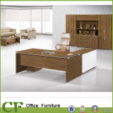 L Shape 1,8 metros a melamina MFC Secretária Executiva de madeira para escritórios