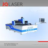 Prezzo della tagliatrice del laser della fibra, taglierina personalizzata del laser della fibra del metallo del modello Jq1530 di qualità