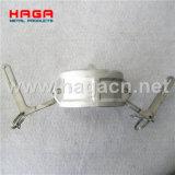 Connecteur rapide en alliage d'aluminium Camlock dans tous les types