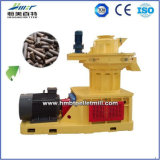 Vertical Ring Die Bamboo Sawdust Pellet Make Machine