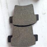 Garnitures de frein arrière semi-métalliques D1490 pour le plat 4253.59
