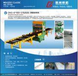 Stahlstab-Binder-Gitter-Träger-Plattform-Schweißgerät (576/600)
