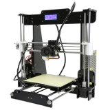 impresora del producto A8 3D de la fábrica de la impresora 3D, impresora 3D
