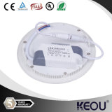 потолочное освещение панели температуры 18W круглое СИД 3000k 4000k 6000k
