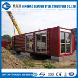 La costruzione prefabbricata prefabbricata alloggia la Camera modulare della Camera del contenitore fatta in Cina