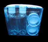 De transparante Zak van de Gift van pvc Kosmetische voor Bevordering