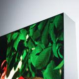 Caixa leve de anúncio fixada na parede do diodo emissor de luz da tela do indicador