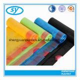 Bonne vente plastique de haute qualité cordon Sac poubelle