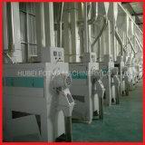 120t/d компактная автоматическая линия производства риса