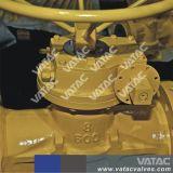 API599 A216 en acier moulé Bouchon soupape inversé de la WCB lubrifié
