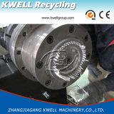 Pelota de WPC que faz a máquina da extrusão dos grânulo dos parafusos de Machinery/PVC dois Concial