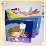 Impression faite sur commande de livre d'enfants de carton