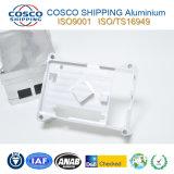 L'anodisation 6061/6063 l'Extrusion de profilés en aluminium avec l'usinage CNC
