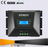 Contrôleurs solaires 12V 24V 36V 48V de chargeur de traqueur de l'écran LCD 70A MPPT de GV MPPT150/70d de RoHS de la CE de Fangpusun
