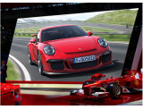 HD P3mm farbenreiche Innenvideodarstellung (dünne LED-Wand)