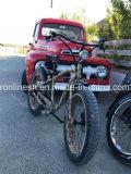 Vintage250With500With750W de Elektrische 26X4 Vette Elektrische Vette Fiets van het Strand Bike/E/de Elektrische Fiets van de Sneeuw/Klassieke Vette Elektrische Fiets/Retro Vette Dubbele VoorSchok Pedelec