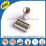 Tornillo roscado eléctrico del metal del torno de la precisión del OEM de las piezas de automóvil