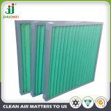 Filtre de panneau rigide haute Wet-Strength G2 G3 G4 pré-filtres à air plissé
