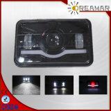 5'' 45W КРИ светодиодный индикатор движения автомобиля для погрузчика, бездорожье, кроссовер, IP67 водонепроницаемый