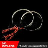360 شيطان لاءم عين أيّ [بي-إكسنون] مسلاط عدسة ملاك أعين