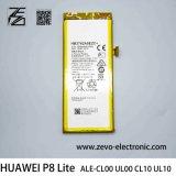 batterie neuve Hb3742A0ezc+ de téléphone mobile de 3.8V 2200mAh 100% pour Huawei P8 Lite Ale-Cl00 UL00 Cl10 UL10