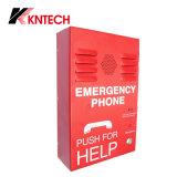 Téléphone Emergency Knzd-38 de téléphone Main-Libre avec un bouton