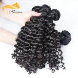 Estensioni dei capelli umani del Virgin per la trama dei capelli delle donne di colore