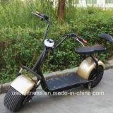 熱い製品のセリウムEEC RoHS Approvaled 60V 1000W 2の車輪の大人の電気スクーター都市ココヤシ2018年